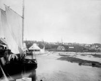 Rivière-du-Loup, non-daté. Credit: Topley Studio Fonds / Bibliothèque et Archives Canada / PA-029296