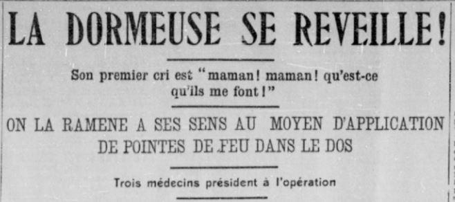La Patrie, 18 janvier 1899